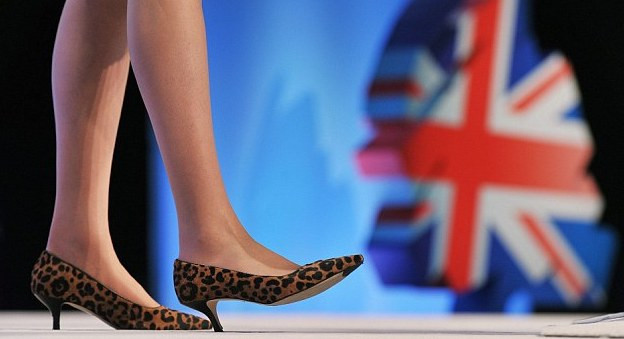 United Kingdom: goose stepping into the abyss?