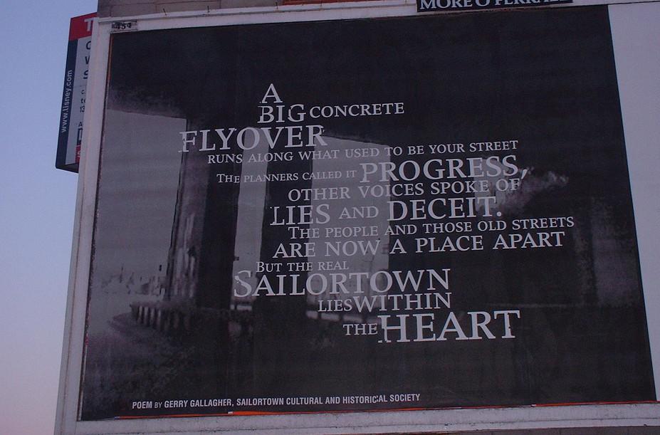 flyover poem