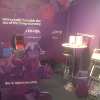Co-op Stand