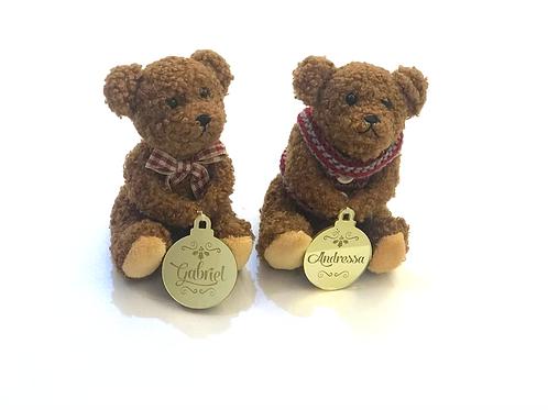 Urso Pequeno Teddy
