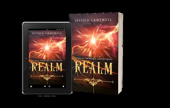 Realm: Ruler of the People, God of Death Fantasy Novel