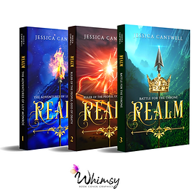 The Realm Saga Fantasy Novels