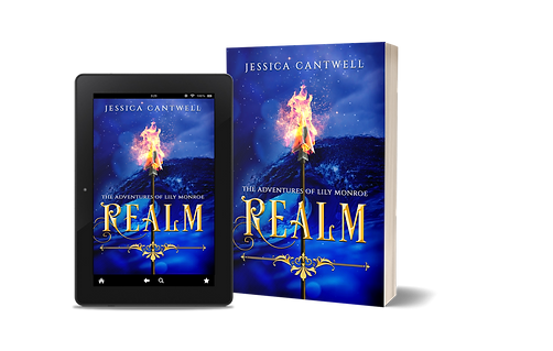 Realm: The Adventures of Lily Monroe Fantasy Novel