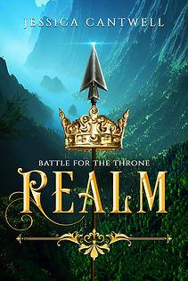 Realm: Battle for the Throne Fantasy Novel