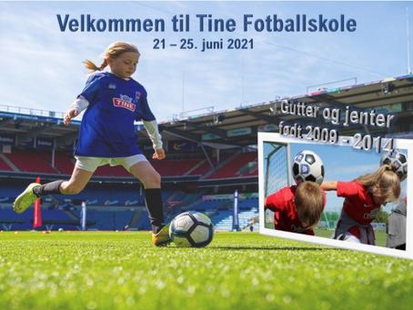 Tine Fotballskule 2021