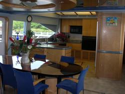 Custom Yacht Kitchen/Galley