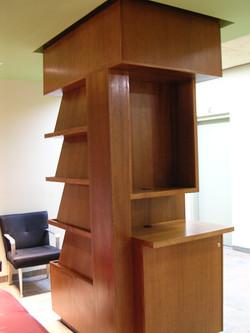 Magazine/Literature Display Unit