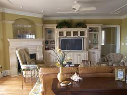 Custom Family Room Built-ins