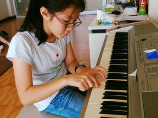 การเรียนดนตรีมักมีจุดวัดใจอยู่ตลอดเส้นทาง
