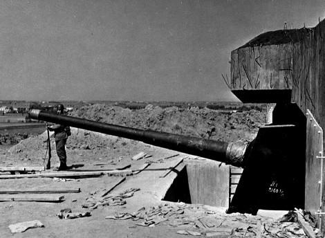 Batteri Hälsingborg år 1940