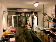 En film om Sjukhusbunkern