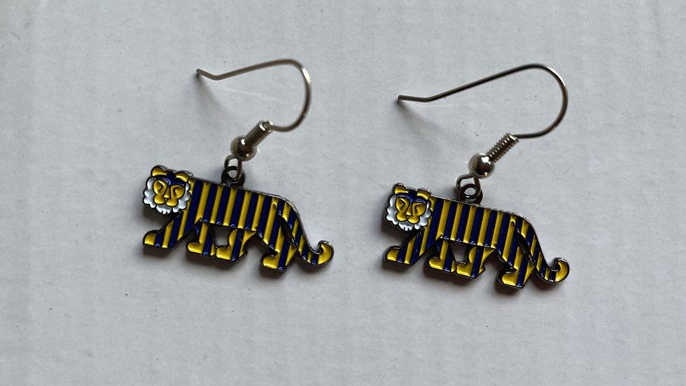 """Örhängen """"En Svensk Tiger"""""""
