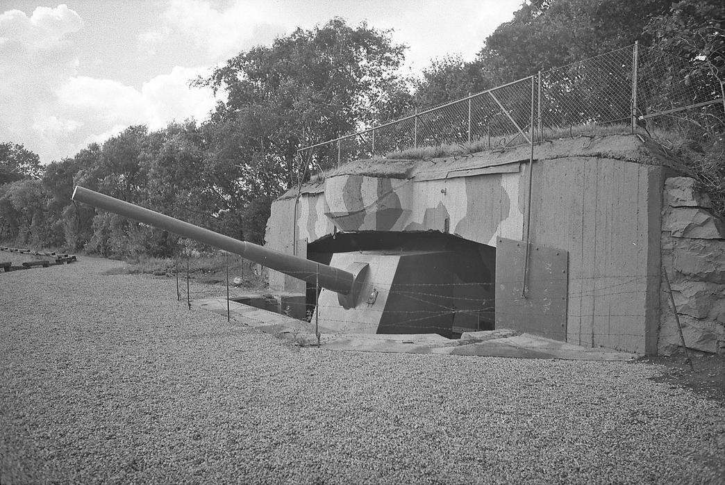 Kanonen Maja år 1997
