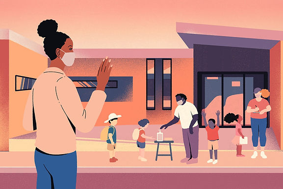 Why Are Child Care Programs Open When Schools Are Not?