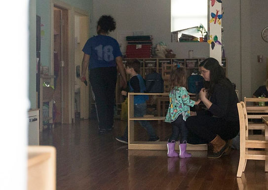 Child care providers, parents are struggling — and worried about what comes next