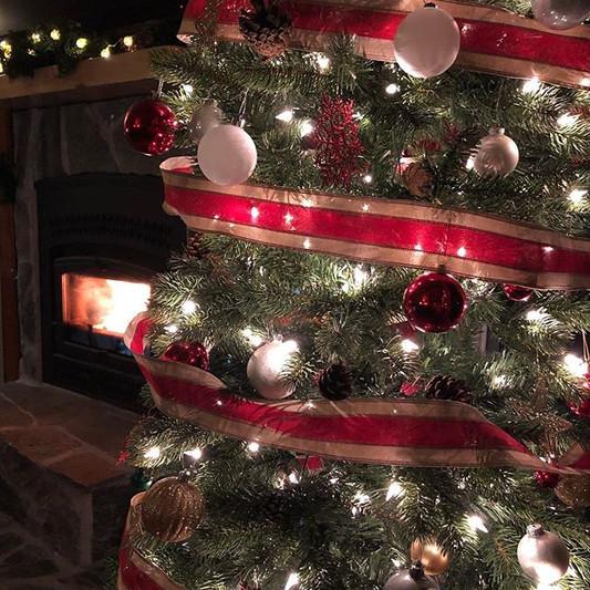 Feeling festive 'round here