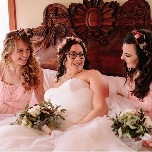 The photos from Kayla and Chris' May wed