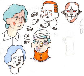 CHARACTER TESTS
