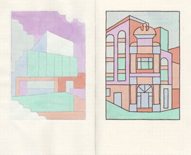 NOTTINGHAM ARCHITECTURE 1