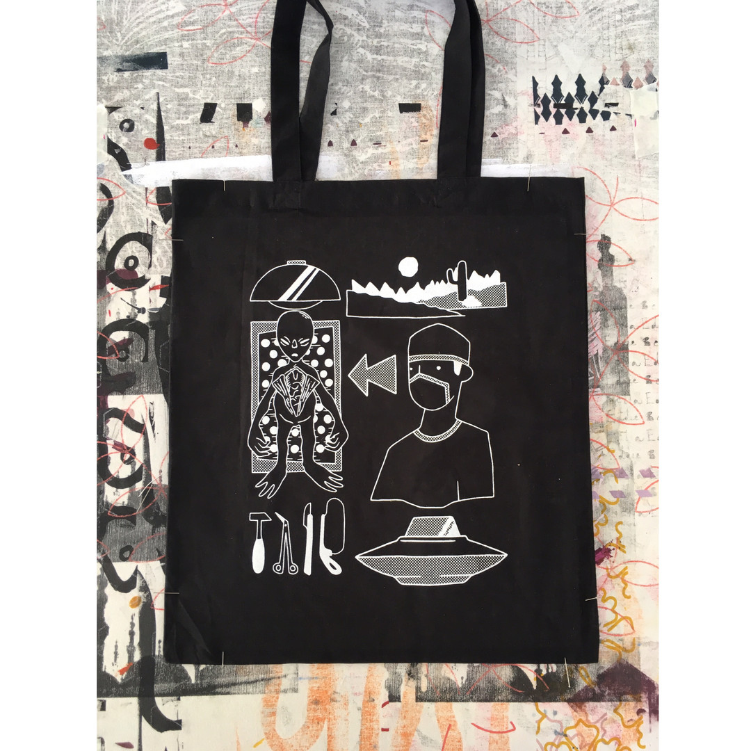 ROSWELL TOTE