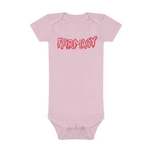 Baby Short Sleeve Onesie®