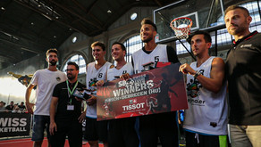 Lausanne 3x3 is Swiss Champion 2019