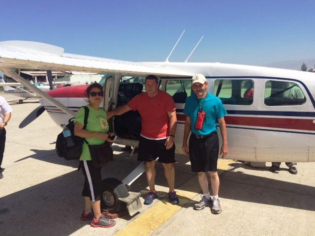 Haiti Plane