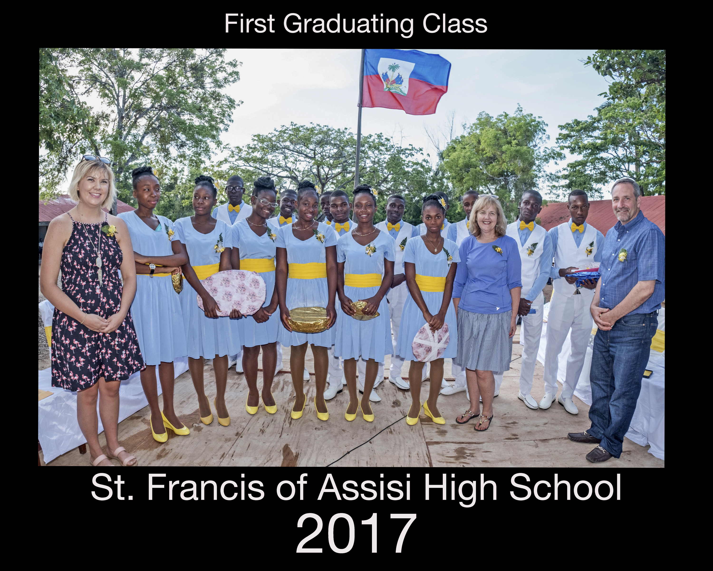 1st Graduating Class