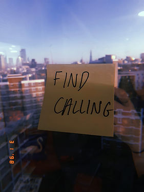 find calling