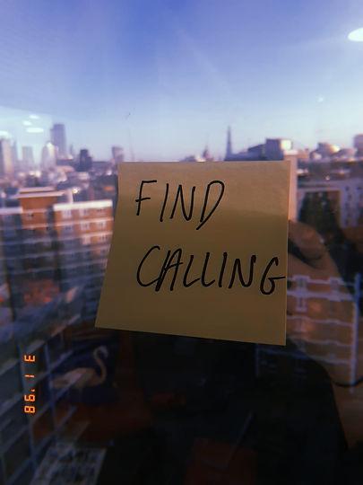 find calling