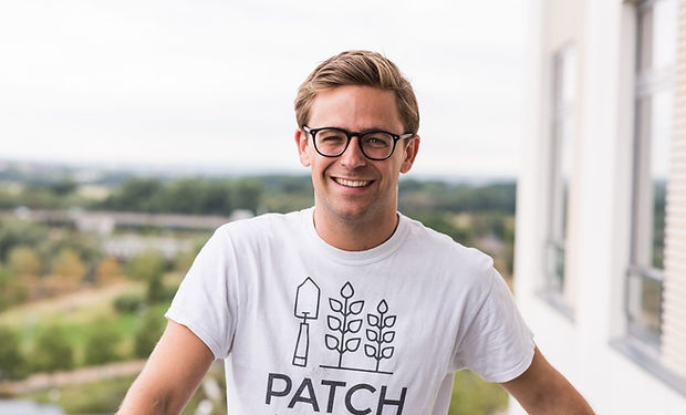 Interview with Patch Plants founder Freddie Blackett