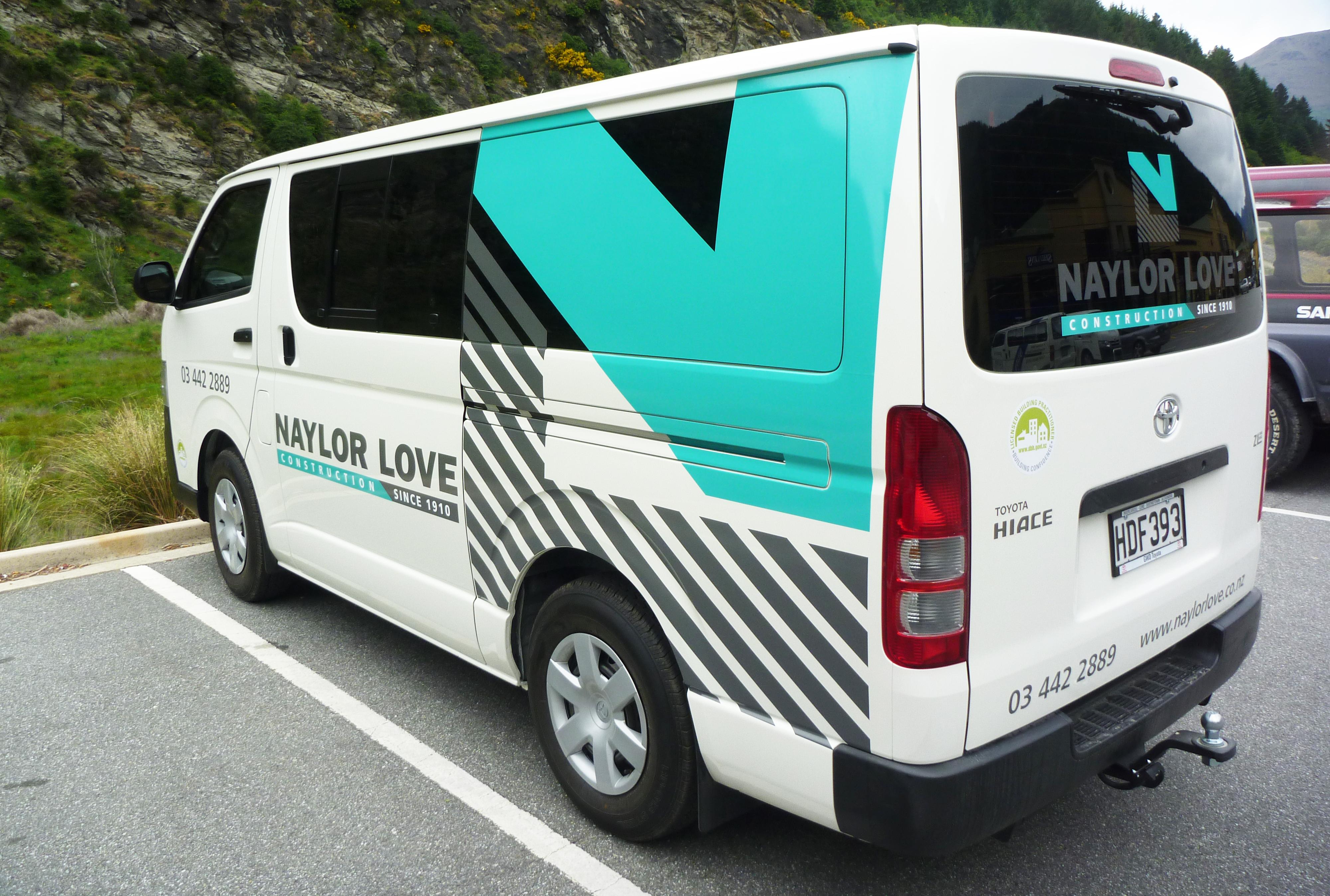 Naylor Love Van
