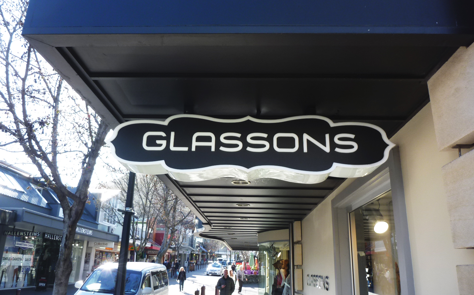 Glassons Lightbox Install