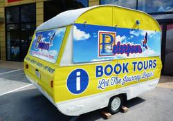 Peterpans Adventure Travel Caravan