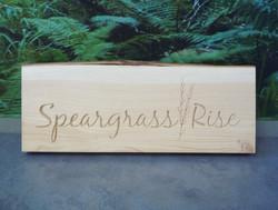 Speargrass Rise