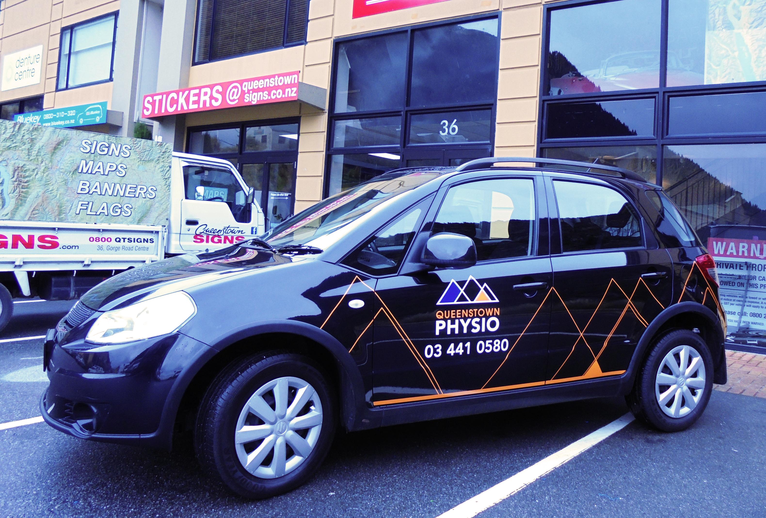 QT Physio Car