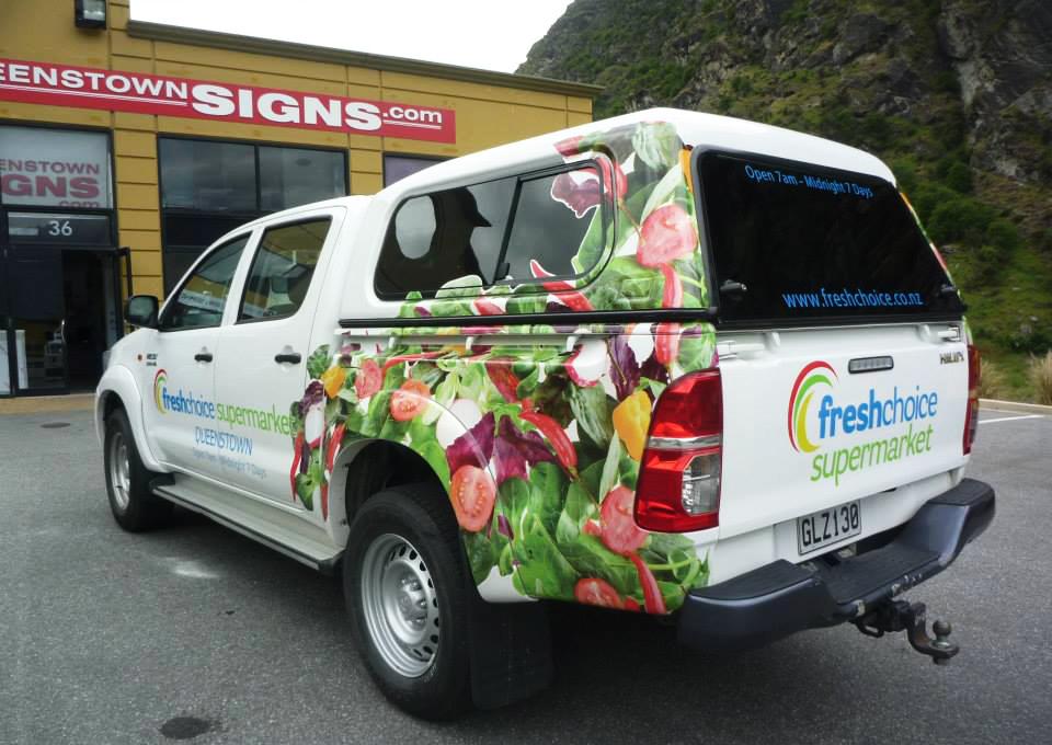 Freshchoice Car