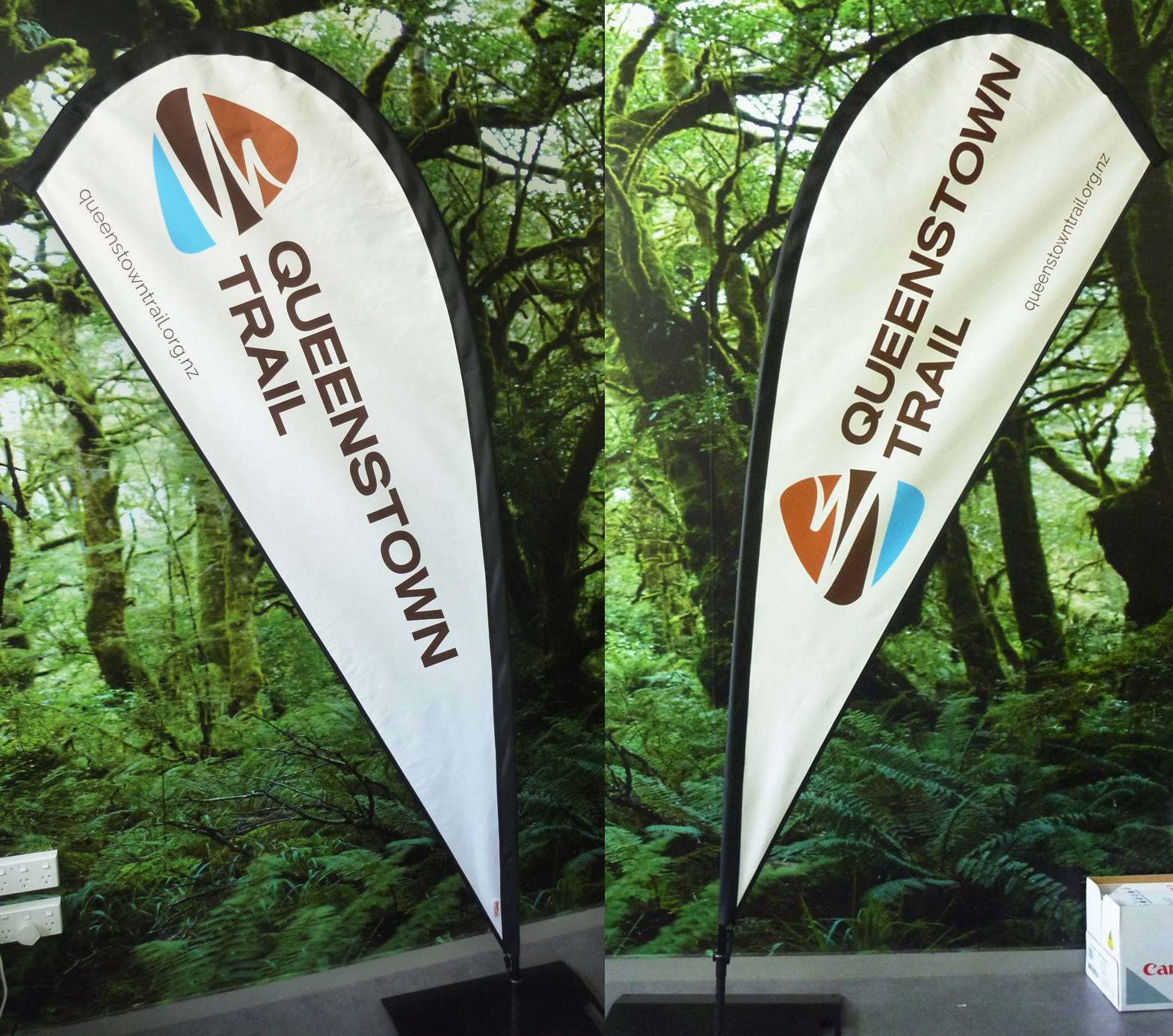 Queenstown Signs – Design, Signwriters, Vehicles, Installations