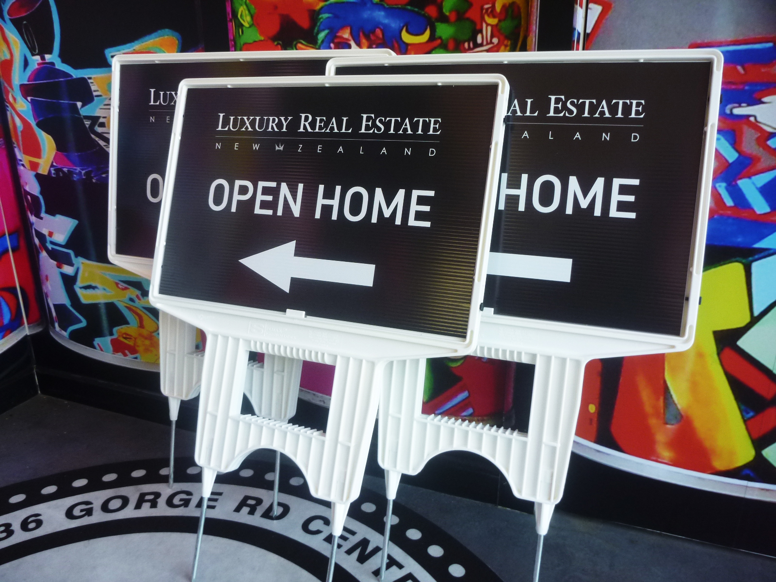 Luxury Real Estate Frame