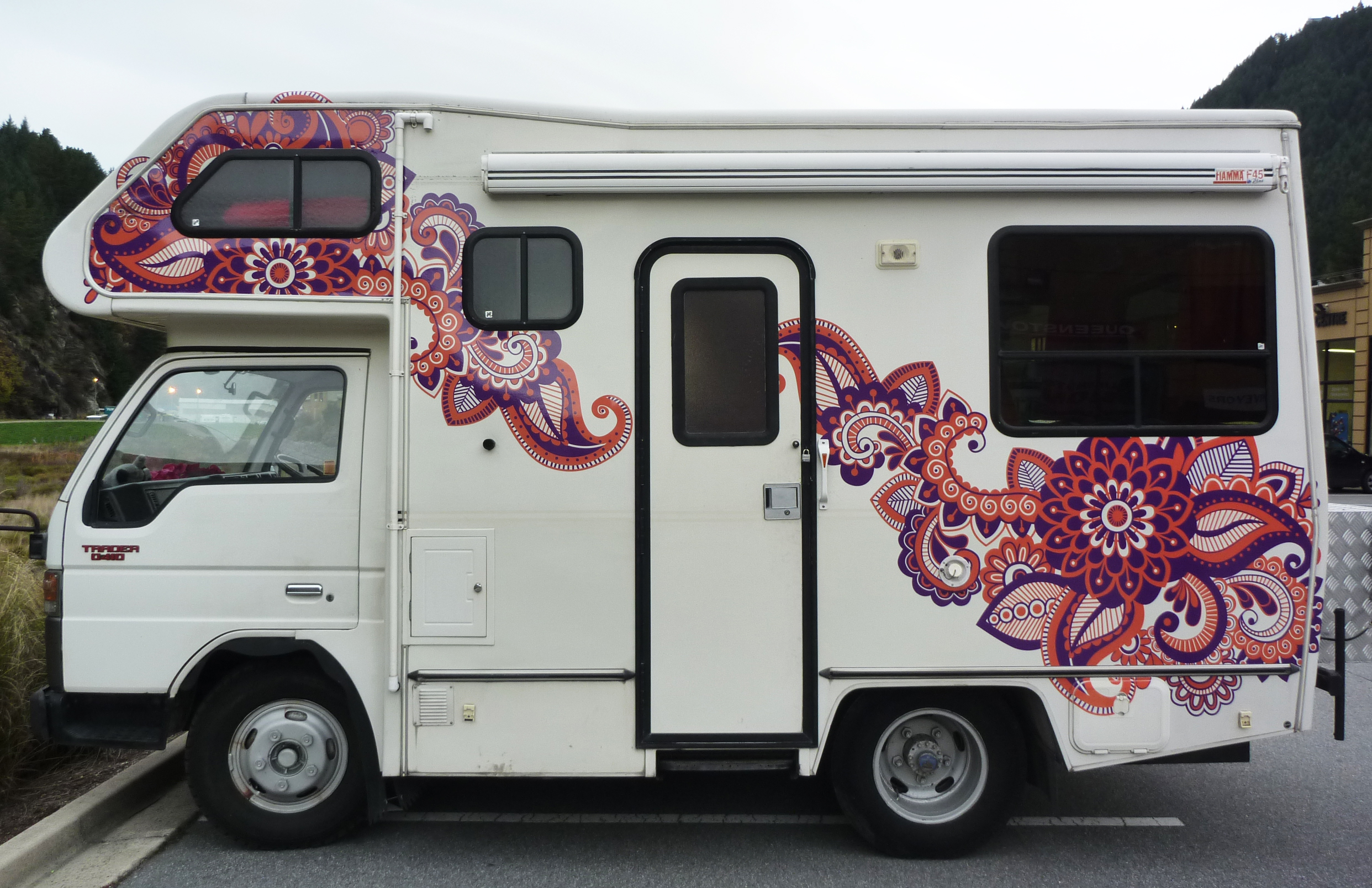 Campervan Graphics