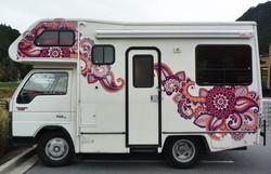 Campervan Graphics