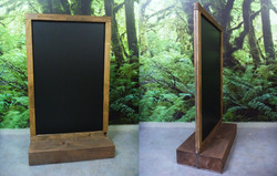 Wooden Frame Stand