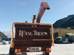 Royal Tree Chipper