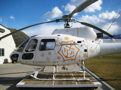 Helicopter graphics