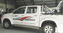 Southern Lakes Helicopters Ute