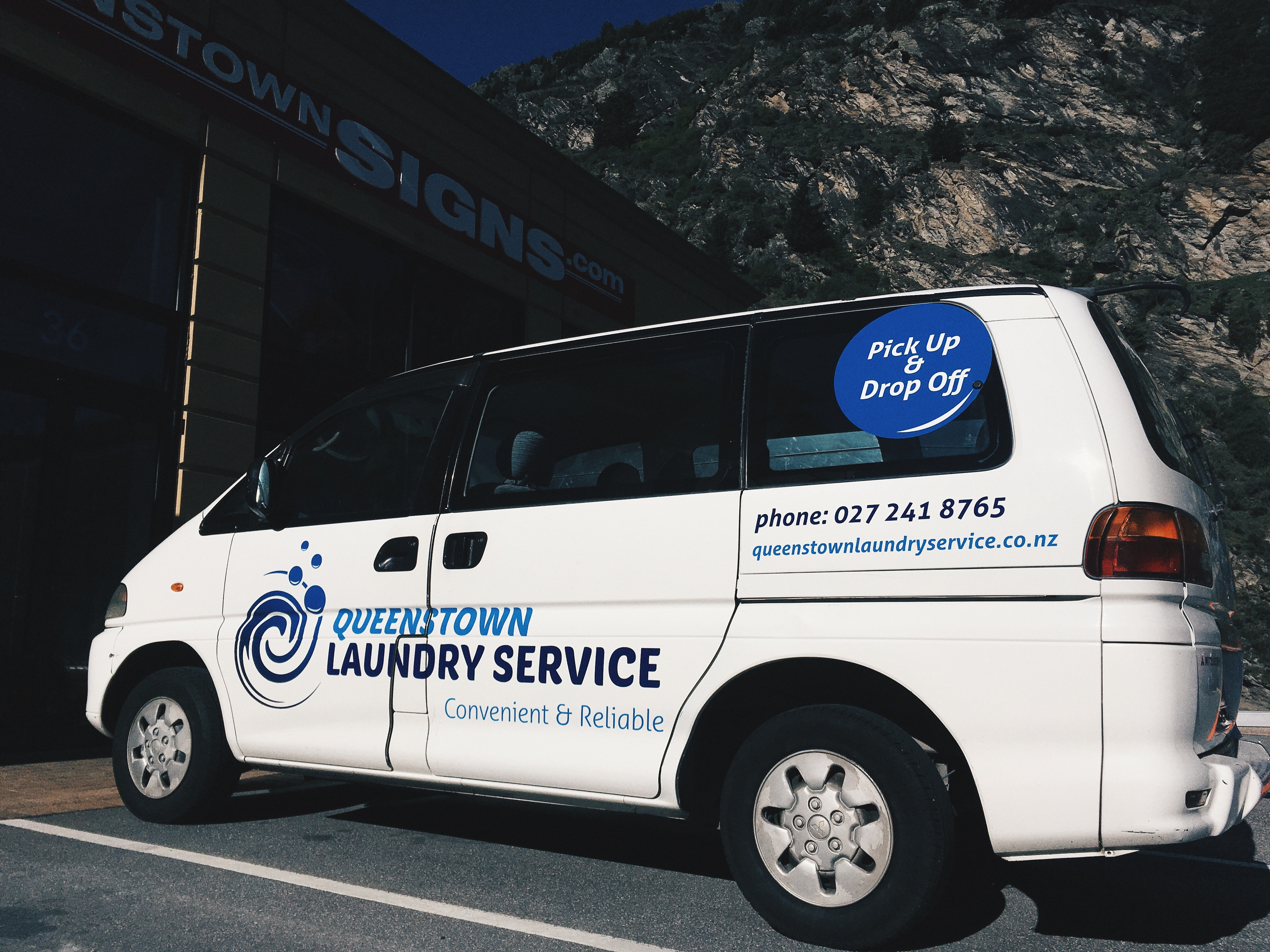 Queenstown Laundry Service
