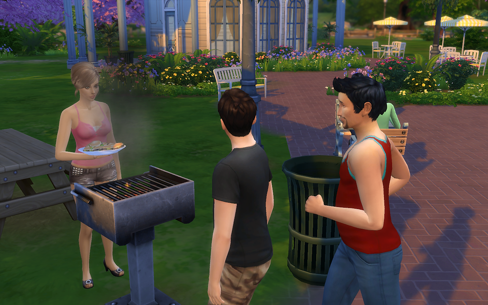 Tara Cooked Burgers for Everyone