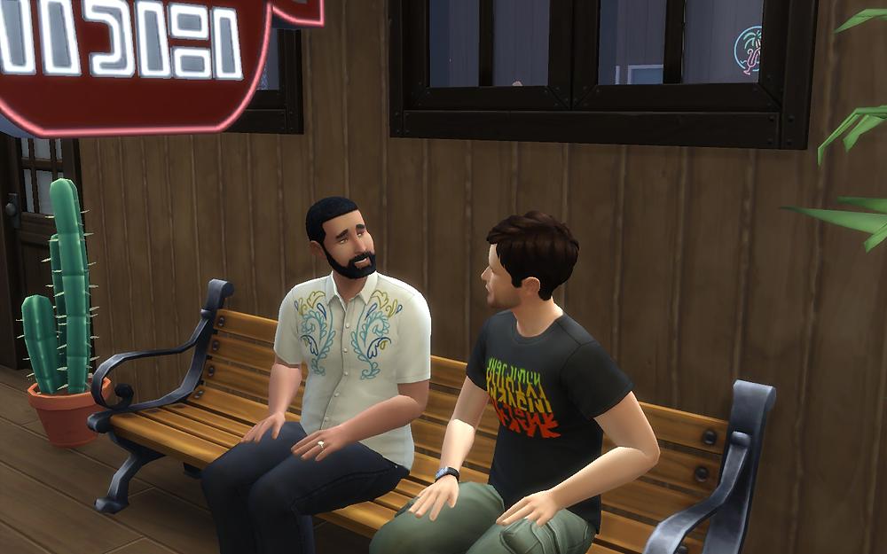 Talking with Bob