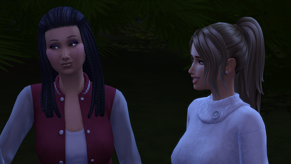 Tara and Genevieve