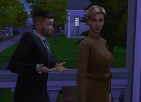 My Ex Showed up at My Door...